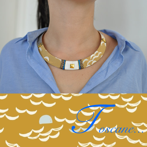 Collier Tosca